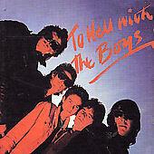 To Hell With the Boys by Boys (CD, Jun-2002, Captain Oi!)