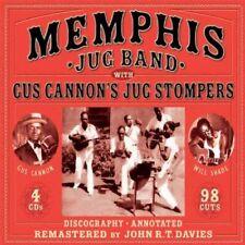 Memphis Jug Band With Gus CD (2005) ***NEW***
