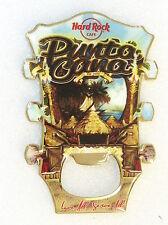 PUNTA CANA,Hard Rock Cafe, MAGNET Bottle Opener Guitar Head Series