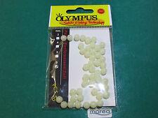 Palline Fluorescenti Morbide Olympus - Perline Fosforescenti salvanodo