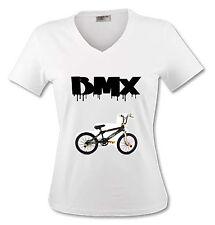 T-shirt Femme Vélo BMX - bicross - du S au XL