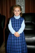 GIRLS WINTER SCHOOL PINAFORE AUSTRALIAN MADE
