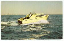 1960's MARINE CONTENENTAL American Mark 24' Cruiser Boat Promotional Advertising