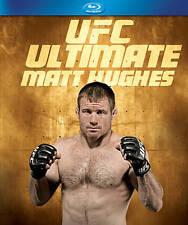 UFC: Ultimate Matt Hughes [2 Discs] Blu-ray Region A