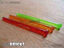 2 X nuevo LEGO Bar 8L con ronda final (parte 15303) + Seleccionar Color + + gastos de envío gratis