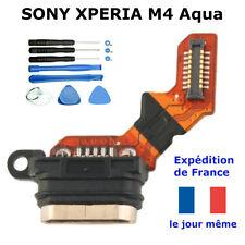 Connecteur de CHARGE SONY XPERIA M4 AQUA  Dock Port micro USB Nappe Flex Outils