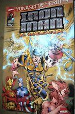 Iron Man e i Vendicatori n.27 la rinascita degli eroi  9 ed.Marvel Italia
