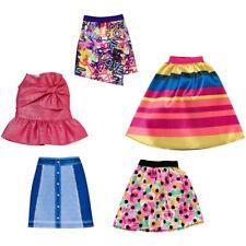 MATTEL BARBIE FASHION faldas (selección de adorno) Barbie Vestidos de muñeca