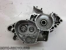 96 RM125 Left crankcase crank case half  23