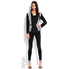WISH - Viper Jacket Snakeskin size XS/8 *CLEARANCE* BNWT