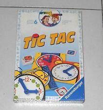TIC TAC Il gioco dell'orologio - Ravensburger 1994 NUOVO