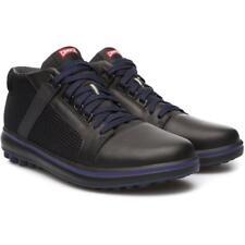 Camper Men's Pelotas Unball Leather/Mesh High Top Comfort Shoes Walking Sneakers