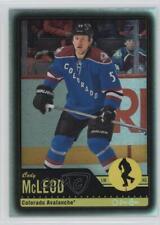 2012-13 O-Pee-Chee Black Rainbow Foil #402 Cody McLeod Colorado Avalanche Card