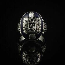 Vampire Diaries Salvatore Stefan S crest ring great gift identical duplicate