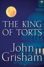 King of Torts John Grisham 2003 1st Edition Legal Thriller