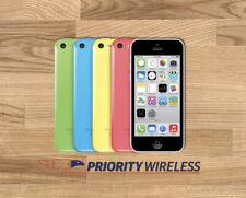 Apple iPhone 5c A1456 8/16/32GB AT&T C-Spire GSM Unlocked