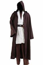 CosplaySky Star Wars Jedi Robe Costume Obi-Wan Kenobi Halloween Outfit New