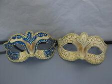 Pink Silver /& Salmon Metal Venetian Masquerade Party Mask NEW *