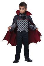 Count Bloodfiend Dracula Vampire Boys Child Costume