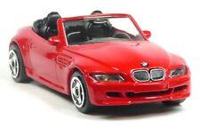 NEU: BMW M3 Roadster rot Sammlermodell ca. 1:43 / 10 cm Neuware von BBURAGO