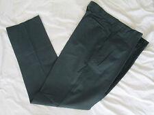 Mens Pants chino Gray Green Brown White Khaki 40 44 52 54 56 58 60 NEW uniform