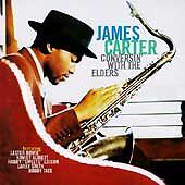 James Carter Conversin' With The Elders