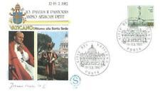 Gabon 1982 Jan Pawel II papież John Paul pope papa (82/4)