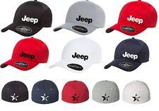 JEEP 4X4  DELTA  Flex Fit HAT *FREE SHIPPING IN A BOX*