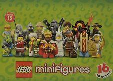 LEGO® MINIFIGUREN 71008 - SERIE 13 - ALLE FIGUREN ZUR WAHL NEU