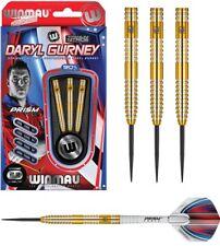Daryl Gurney Gold Tungsten Steel Tip Darts by Winmau - Titanium Nitride Coating