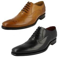 Men's Loake Formal Shoes - Gunny