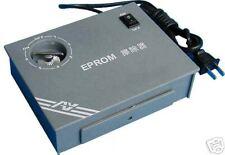 EPROM UV ERASER w/ built-in timer 0-60 mins up to 8 pcs