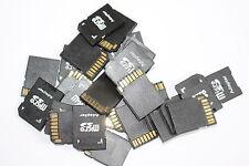 50 Adapter für Micro SD SDHC zu SD Speicherkarten Mikro 1 2 4 8 16 32 GB NEU