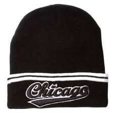 City Caps Cuffed Winter Beanie
