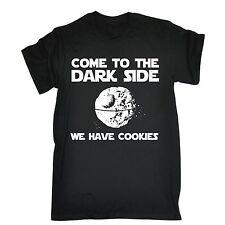 Venuto al lato oscuro abbiamo BISCOTTI T-shirt Sci Fi divertente regalo festa del papà