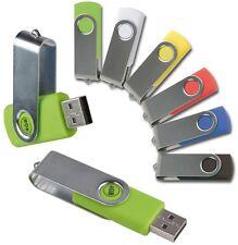 Portachiavi con chiavetta usb PEN DRIVE 4 Gb 6 colori