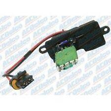 2001-2004 GMC Safari / Chevrolet Astro Van AC Blower Motor Resistor