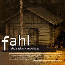 FAHL - the paths to emptiness CD SAGITTARIUS Von Thronstahl Apoptose Inade LOKI