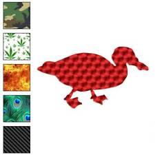 Duck Bird Waterfowl Decal Sticker Choose Pattern + Size #244