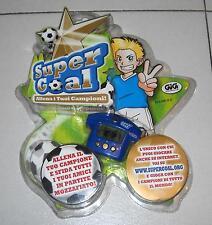 SUPER GOAL - GIG 2005 Squadra ITALIA azzurri Calcio football Fifa world cup