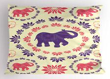 Woodland Animals Pillow Sham Decorative Pillowcase 3 Sizes Bedroom Decoration