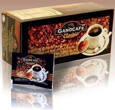 1/3/6/12-GANOCAFE GANODERMA HEALTHY BLACK COFFEE - GANO EXCEL 30 SACHETS/BOX