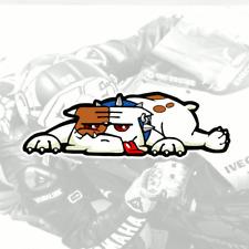 Valentino Rossi Sticker GUIDO Dog Vinyl decal #2 motogp Bulldog