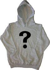 Question Mark Kids Hoodie Sweatshirt