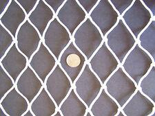 """10' X 20' Batting Cage Netting Close Impact Baseball Softball Nylon Net 2"""" #48"""