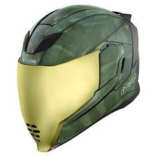Icon Airflite Full Face Motorcycle Helmet - Battlescar 2