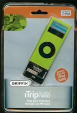 Griffin iTrip for Apple  iPod Nano 2nd generation Aluminum 2 4 8GB FM Radio NEW