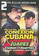Conexion CubanaJuarez Ciudad de las Mue DVD