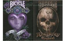2 Pack Anne Stokes + Alchemy 2 decks dark Playing Cards Gothic tattoo Fantasy