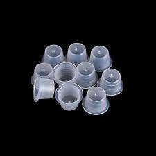 Tattoo Ink Cups Caps Pigment Supplies Plastic Small Medium Large 100Pcs GT
